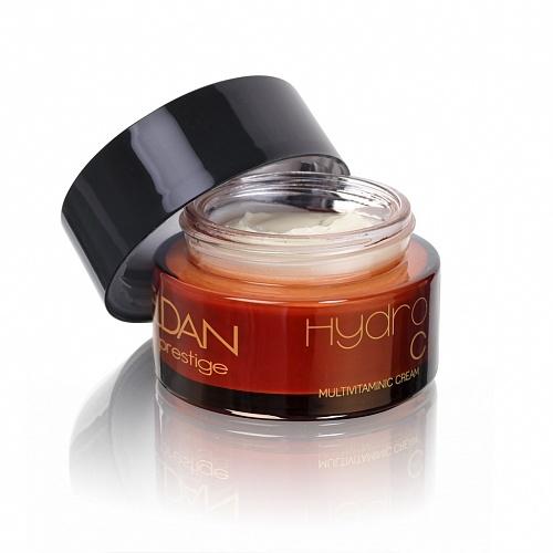 ELDAN Крем Hydro C Multivitamin Cream Мультивитаминный Гидро с для Всех Типов Кожи Лица, 50 мл