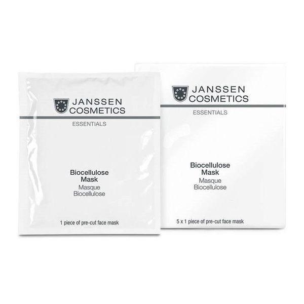 Janssen Лифтинг-Маска Biocellulose Mask Интенсивно-Увлажняющая Биоцеллюлозная, 5 шт jayjun biocellulose mask