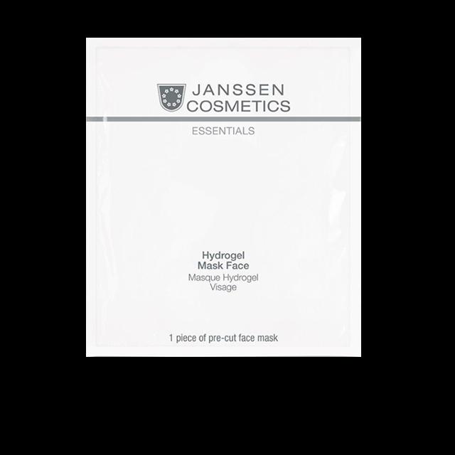 Janssen Гидрогель-Маска для Лица Укрепляющая, 1шт маска algologie маска для лица укрепляющая cияние