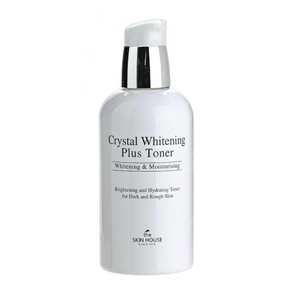 The Skin House Тонер для Выравнивания Тона Лица, Crystal Whitening, 130 мл