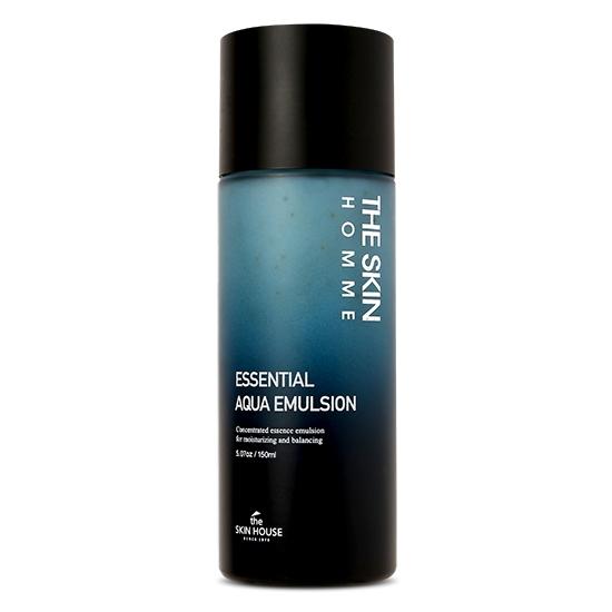 Фото - The Skin House Увлажняющая Эмульсия для Мужской Кожи Homme Essential Aqua Emulsion, 150 мл увлажняющая эмульсия для лица missha super aqua ice tear emulsion