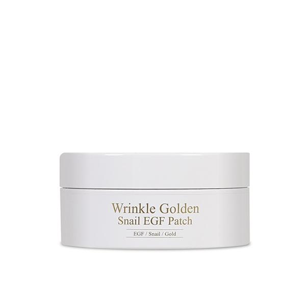 The Skin House Патчи Wrinkle Golden Snail EGF Patch с EGF Гидрогелевые Золотом и Муцином Улитки, 60 шт недорого