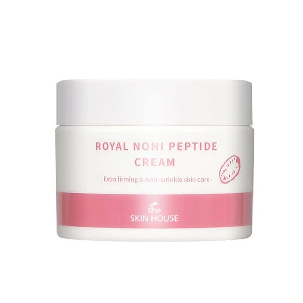 The Skin House Крем Royal Noni Peptide Cream Укрепляющий с Пептидами и Экстрактом Нони, 50 мл the skin house royal noni peptide cream крем для лица 50 мл