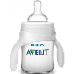 AVENT Philips Бутылочка с Соской (Тренировочный Набор) от 4 мес, 200 мл цена