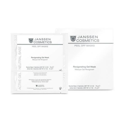 Janssen Гель-Маска Ревитализирующая Альгинатная, 50г