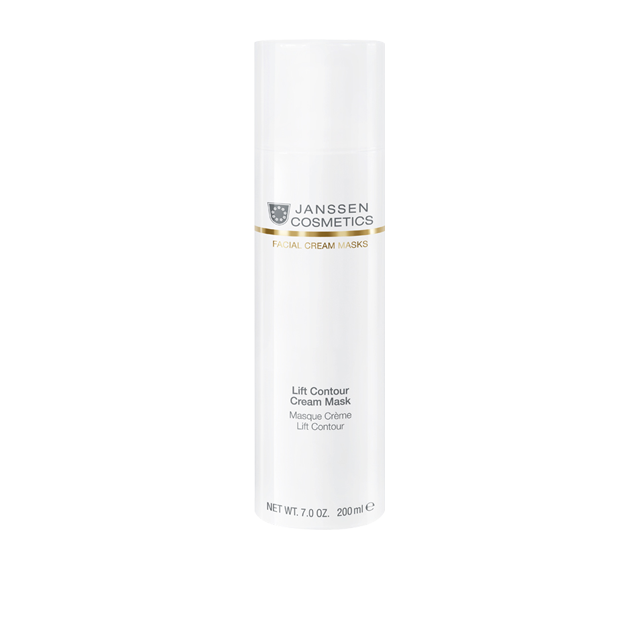JANSSEN COSMETICS Крем-Маска Lift Contour Cream Mask Регенерирующая Лифтинг, 200 мл