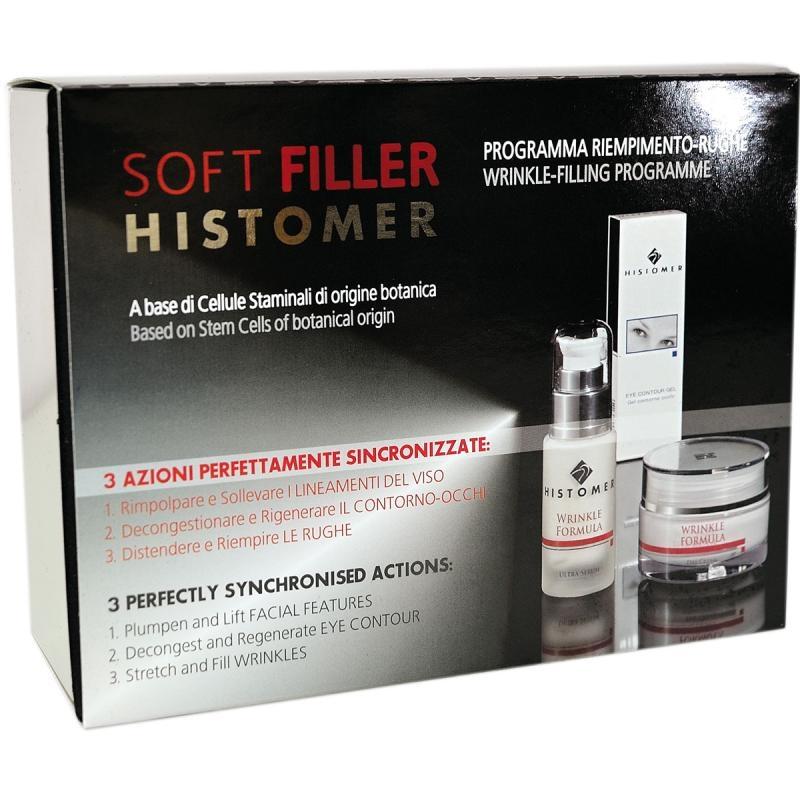 Histomer Набор Мягкий Филлер Histomer Soft Filler Box - Комплекс против Морщин, 50+30+15 мл