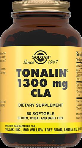Solgar Тоналин Tonalin 1250/1300 мг КЛК Капсулы №60
