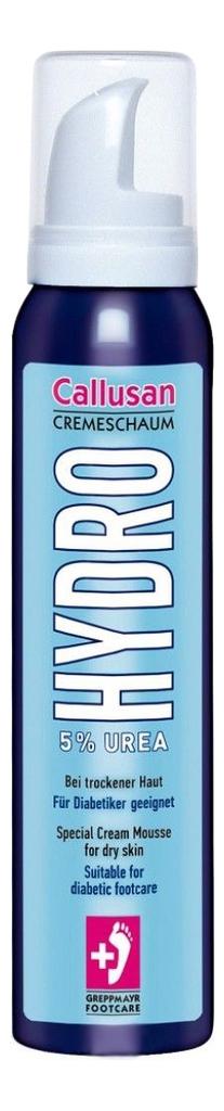 GEHWOL Крем-Пенка Каллюзан Гидро (Увлажнение), 125 мл цена