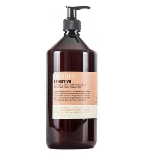 INSIGHT Шампунь для Чувствительной Кожи Головы, 900 мл шампунь для увлажнения кожи головы купить