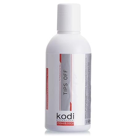 Kodi Professional Жидкость Tips Off для Снятия Гель-Лака/Акрила, 250 мл