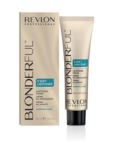 REVLON Крем Soft Lightener Cream Осветляющий, 50 мл осветлитель для волос soft lightener 5 minutes lightening cream 50мл