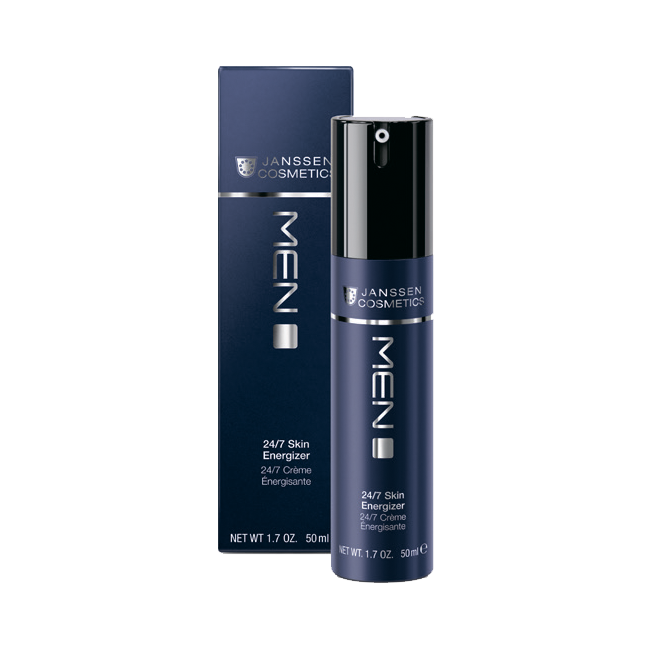 Janssen Легкий Anti-Age Дневной Крем 24-часового Действия 24/7 Skin Energizer, 50 мл janssen cosmetics opus belle anti age