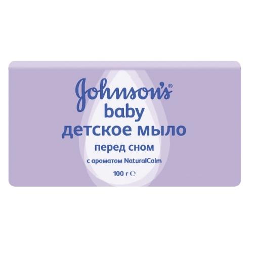 Johnson`s baby Мыло Детское Перед Сном, 100г недорого