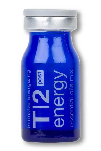 Napura Energy Post T2 Ампулы-Флаконы для Нормальной Кожи, 4шт*8 мл