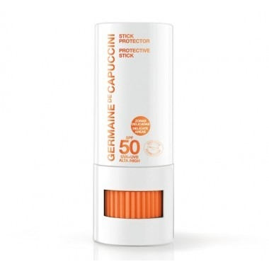 Germaine de Capuccini Крем-Карандаш Солнцезащитный SPF 50 Golden Caresse Protective Stick SPF50, 8 мл