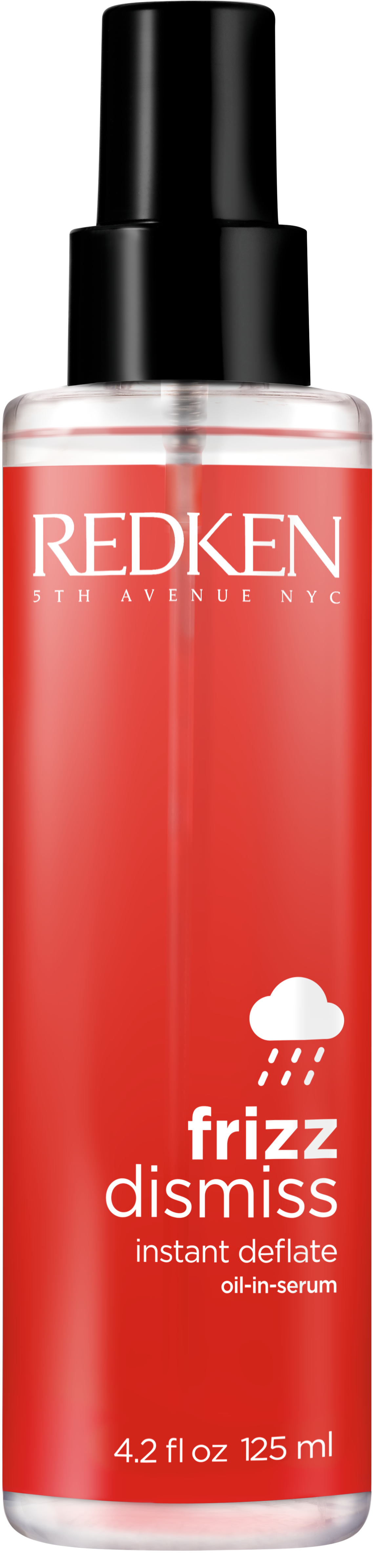 REDKEN Масло-Сыворотка Frizz Dismiss Несмываемое Инстант Дифлейт, 125 мл несмываемое масло для волос