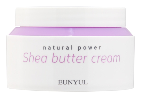 Eunyul Крем с Маслом Ши Natural Power Shea Butter Cream, 100г