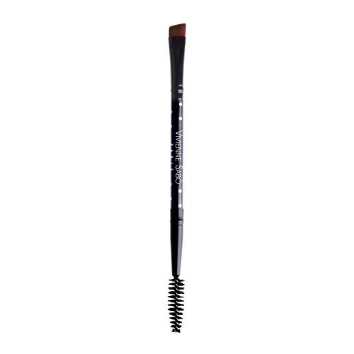 Фото - Vivienne Sabo Кисть Eyebrow Brush Duo для Бровей Двухсторонняя, 1 шт vivienne sabo eyebrow extra strong fixing gel