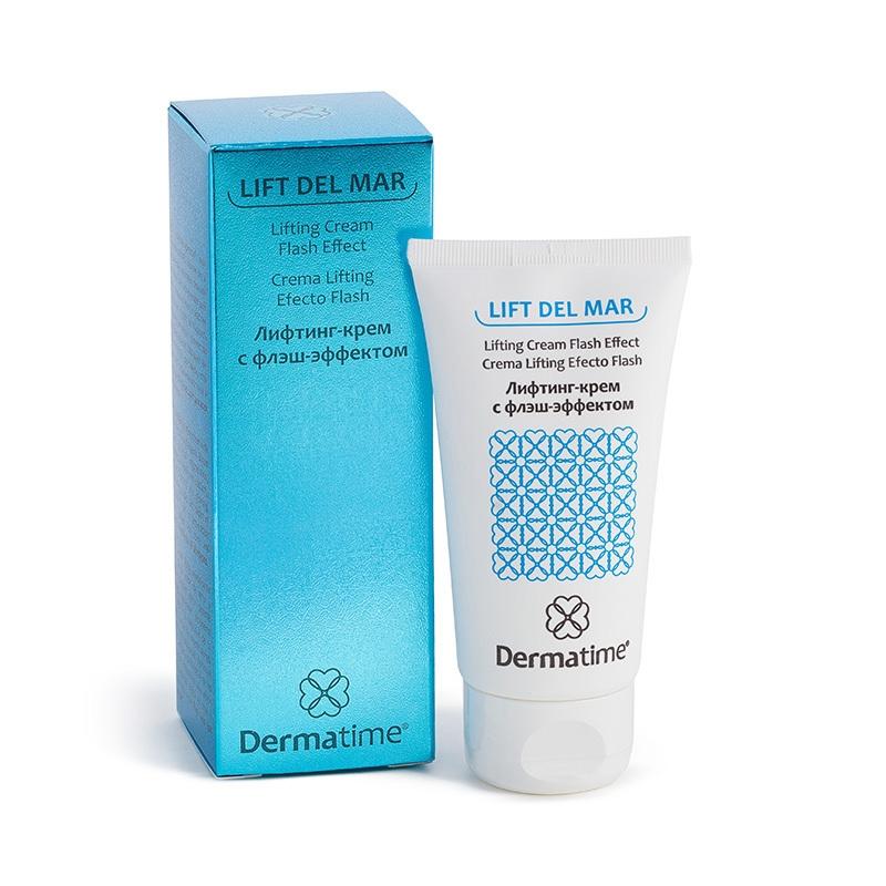 Dermatime Лифтинг-Крем с Флэш-Эффектом Lift Del Mar, 50 мл крем лореаль лифтинг