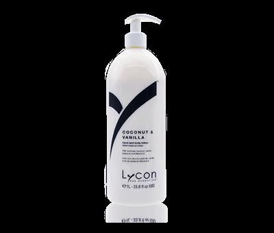 Lycon Лосьон для Рук и Тела Кокос Ваниль, 1000 мл