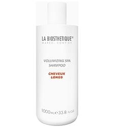 La Biosthetique SPA-шампунь для придания объема длинным волосам Volumising Spa, 1000 мл la biosthetique spa спрей для придания гладкости волосам detangling spa spray 200 мл