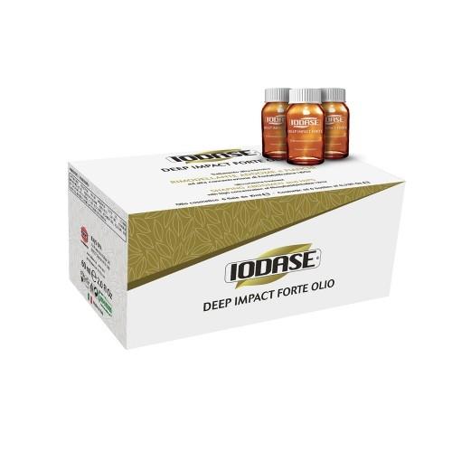 IODASE Сыворотка для Тела Iodase Deep Impact Forte,  6*10 мл