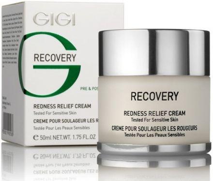 GIGI Крем Успокаивающий От Покраснений и Отечности RC Redness Relief Cream Sens, 50 мл