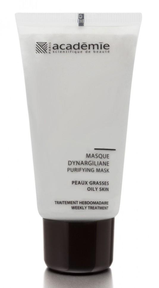 Academie Маска Очищающая Глиняная, 50 мл laneige mini pore маска глиняная увлажняющая для сужения пор mini pore маска глиняная увлажняющая для сужения пор