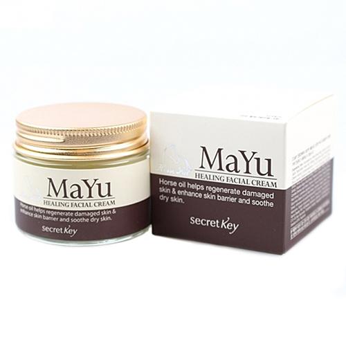 Secret Key Крем MaYu Healing Facial Cream для Лица с Лошадиным Жиром, 70г недорого