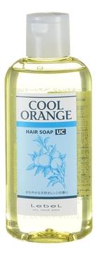 Lebel Cosmetics Cool Orange Uc Hair Soap (Шампунь «Ультра Холодный Апельсин»), 200 мл