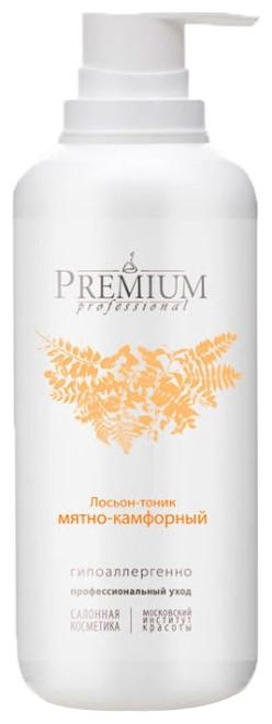 PREMIUM Лосьон-Тоник Professional Мятно-Камфорный, 400 мл