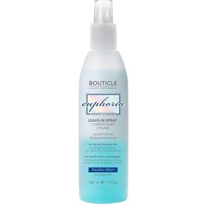Фото - Bouticle Спрей-Кондиционер Leave-in-Spray Conditioner 2 Phase Двухфазный Увлажняющий для Волос, 500 мл bouticle спрей кондиционер leave in spray conditioner 2 phase двухфазный увлажняющий для волос 500 мл