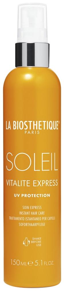 La Biosthetique Спрей-Кондиционер с Водостойким УФ-Фильтром Vitalite Express Soleil, 150 мл