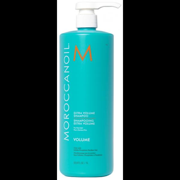 Moroccanoil Шампунь Extra Volume Shampoo Экстра Объем, 1000 мл шампунь jāsön kids only all natural shampoo extra gentle объем 517 мл