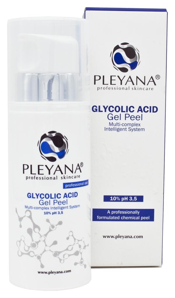 Pleyana Гель-Пилинг с Гликолевой Кислотой (10%) (рH- 3,5), 200 мл недорого