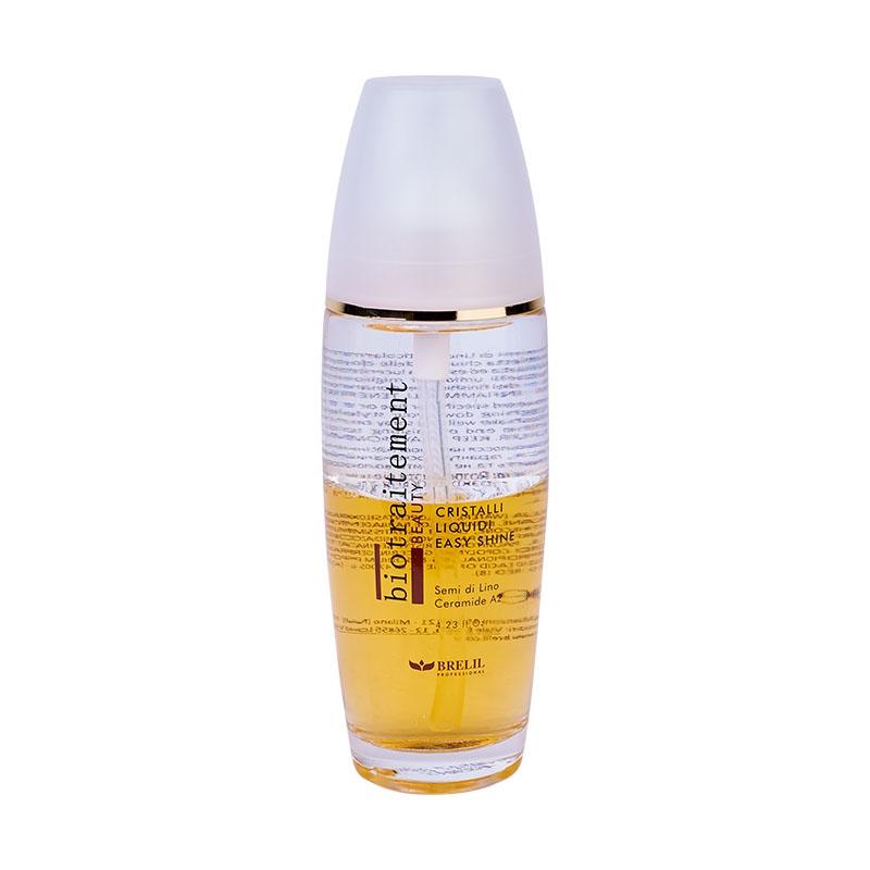 Brelil Professional Блеск BIO-traitement Cristalli Liquidi для волос Жидкие кристаллы, 125 мл