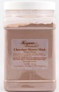 Keyano Aromatics Шоколадная Маска-Мусс для Тела, 1900 мл