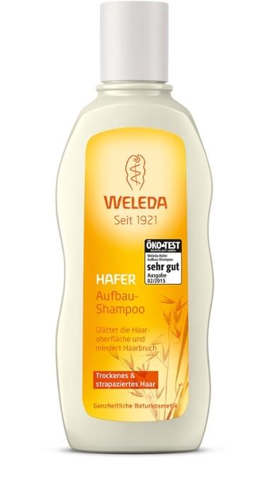 WELEDA Шампунь-Уход для Волос с Экстрактом Овса, 190 мл