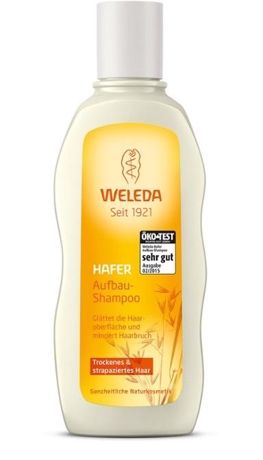 WELEDA Шампунь-Уход Oat Replenishing Shampoo для Волос с Экстрактом Овса, 190 мл недорого