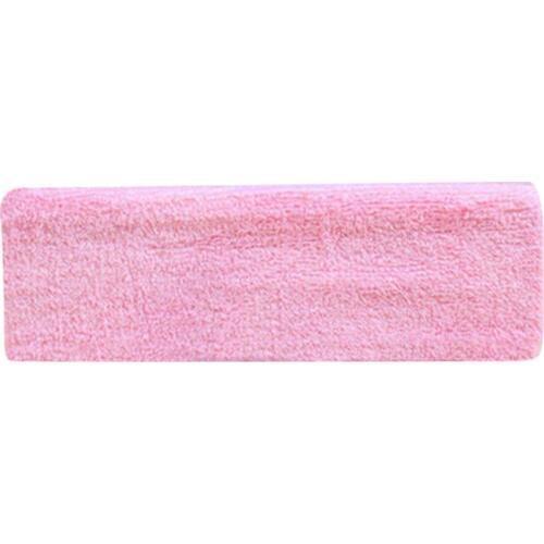 нагрудники бусинка на липучке неделька 7 шт IGRObeauty Повязка Махровая для Волос, на Липучке, Цвет - Розовая, 1 шт