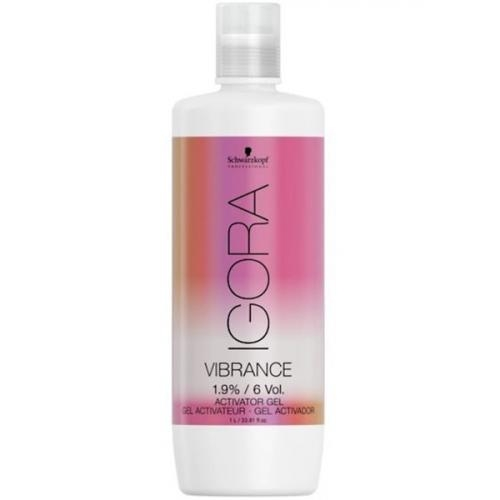 Schwarzkopf Гель-Активатор 1,9% Igora Vibrance Act Gel, 1000 мл
