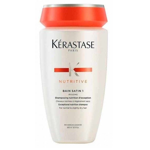 Kerastase Шампунь-Ванна Nutritive Irisome Bain Satin 1 Shampoo Сатин №1 Нутритив, 250 мл