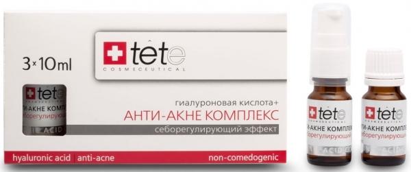 TETe Cosmeceutical Гиалуроновая кислота + анти-акне комплекс, 30 мл косметика кристина гиалуроновая кислота