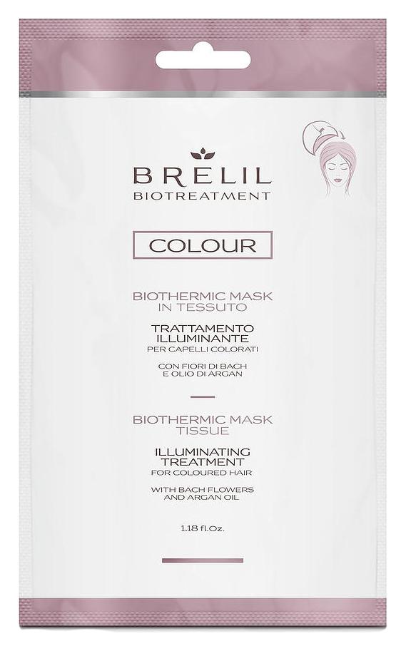 Фото - Brelil Professional Экспресс-Маска для Окрашенных Волос, 35 мл маска для окрашенных волос brelil biotreatment colour 220 мл