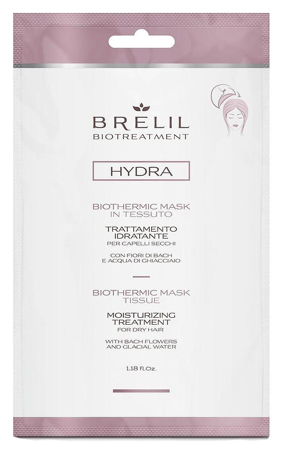Brelil Professional Экспресс-Маска Увлажняющая, 35 мл увлажняющая маска авен