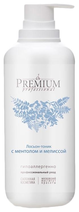 PREMIUM Лосьон-Тоник Professional с Ментолом и Мелиссой, 400 мл