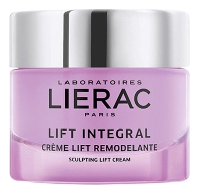 Lierac Крем-Лифтинг Ремоделирующий Дневной Лифт Интеграль, 50 мл лифт интеграль реструктурирующий ночной кремлифтинг 50 мл lierac lift integral