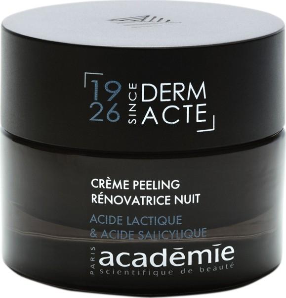 Academie Крем-Эксфолиант Creme Peeling Renovatrice Nuit Ночной Обновляющий, 50 мл