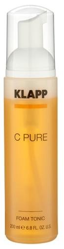 Klapp Тоник-Пенка Foam Tonic, 200 мл l occitane нежный тоник для лица карите 200 мл